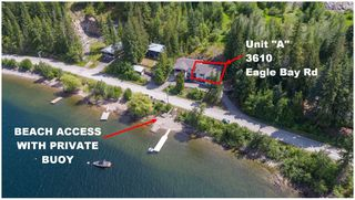 Photo 3: A 3610 Eagle Bay Road in Eagle Bay: Hummingbird Bay House for sale (EAGLE BAY)  : MLS®# 10186976