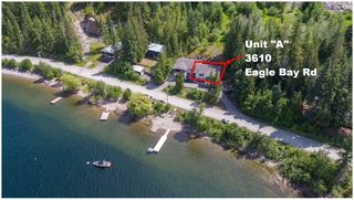 Photo 2: A 3610 Eagle Bay Road in Eagle Bay: Hummingbird Bay House for sale (EAGLE BAY)  : MLS®# 10186976