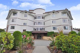 "Main Photo: 404 13876 102 Avenue in Surrey: Whalley Condo for sale in ""GLENDALE VILLGE"" (North Surrey)  : MLS®# R2396892"