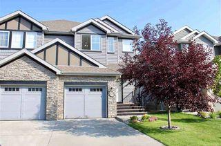Photo 1: 3087 Whitelaw Drive in Edmonton: Zone 56 House Half Duplex for sale : MLS®# E4197251