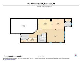 Photo 43: 3087 Whitelaw Drive in Edmonton: Zone 56 House Half Duplex for sale : MLS®# E4197251