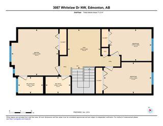 Photo 44: 3087 Whitelaw Drive in Edmonton: Zone 56 House Half Duplex for sale : MLS®# E4197251