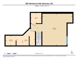 Photo 45: 3087 Whitelaw Drive in Edmonton: Zone 56 House Half Duplex for sale : MLS®# E4197251