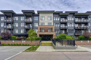 """Photo 1: 318 20078 FRASER Highway in Langley: Langley City Condo for sale in """"VARSITY"""" : MLS®# R2465354"""