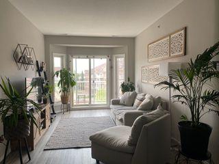 Photo 2: 416 4316 139 Avenue in Edmonton: Zone 35 Condo for sale : MLS®# E4211539
