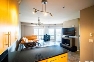 Photo 4: 1404 902 Spadina Crescent East in Saskatoon: Central Business District Residential for sale : MLS®# SK828060