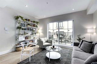 """Photo 3: 4352 KNIGHT Street in Vancouver: Knight Townhouse for sale in """"Brownstones"""" (Vancouver East)  : MLS®# R2508773"""