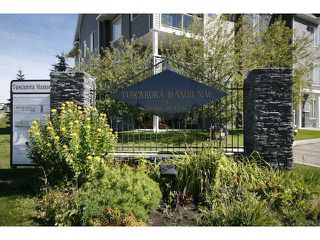 Photo 1: 3304 TUSCARORA Manor NW in CALGARY: Tuscany Condo for sale (Calgary)  : MLS®# C3515340