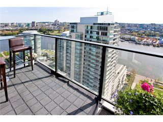 """Photo 5: 3002 455 BEACH Crescent in Vancouver: Yaletown Condo for sale in """"PARK WEST ONE"""" (Vancouver West)  : MLS®# V949559"""
