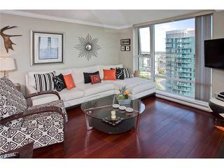 """Photo 2: 3002 455 BEACH Crescent in Vancouver: Yaletown Condo for sale in """"PARK WEST ONE"""" (Vancouver West)  : MLS®# V949559"""