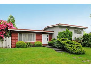 Photo 1: 7666 MANITOBA Street in Vancouver: Marpole House for sale (Vancouver West)  : MLS®# V1008280