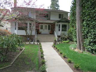 Main Photo: 6207 DUNBAR ST in Vancouver: Southlands House for sale (Vancouver West)  : MLS®# V1003190