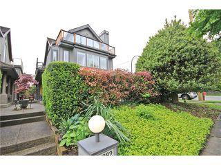 Photo 16: 3282 W 1ST AV in Vancouver: Kitsilano Condo for sale (Vancouver West)  : MLS®# V1066704