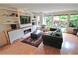 Photo 3: 3282 W 1ST AV in Vancouver: Kitsilano Condo for sale (Vancouver West)  : MLS®# V1066704