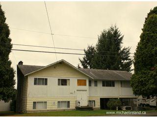 Photo 1: 15948 BUENA VISTA AV: White Rock House for sale (South Surrey White Rock)  : MLS®# F1425627