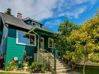 Main Photo: 2855 KITCHENER ST in Vancouver: Renfrew VE House for sale (Vancouver East)  : MLS®# V1127548