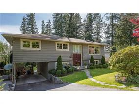 Photo 1: 1995 Hyannis Dr. in North Vancouver: Blueridge NV House for sale : MLS®# V1118139