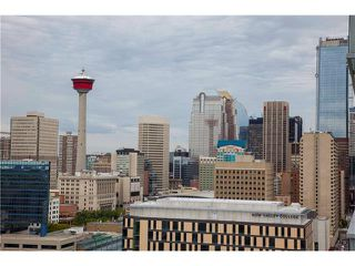 Photo 11: #1906 510 6 AV SE in Calgary: Downtown East Village Condo for sale : MLS®# C4077893
