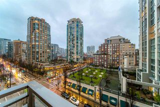 "Main Photo: 805 1225 RICHARDS Street in Vancouver: Downtown VW Condo for sale in ""EDEN"" (Vancouver West)  : MLS®# R2430440"