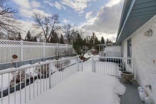 Photo 33: 27 85 GERVAIS Road: St. Albert House Half Duplex for sale : MLS®# E4200037