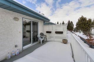 Photo 34: 27 85 GERVAIS Road: St. Albert House Half Duplex for sale : MLS®# E4200037