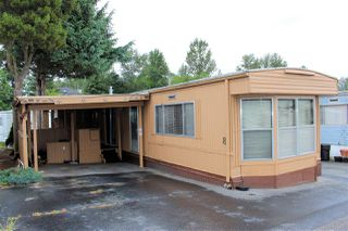 """Main Photo: 8 8266 KING GEORGE Boulevard in Surrey: West Newton Manufactured Home for sale in """"THE PLAZA"""" : MLS®# R2462748"""