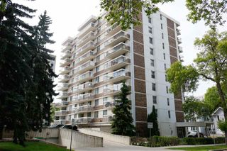 Main Photo: 703 9930 113 Street in Edmonton: Zone 12 Condo for sale : MLS®# E4201179