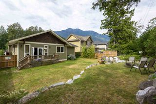 """Photo 32: 41424 DRYDEN Road in Squamish: Brackendale House for sale in """"BRACKEN ARMS"""" : MLS®# R2480357"""