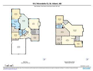 Photo 48: 18 L'Hirondelle Court NE: St. Albert House for sale : MLS®# E4208179