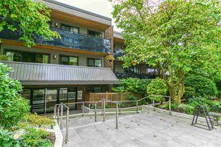 "Photo 1: 317 2416 W 3RD Avenue in Vancouver: Kitsilano Condo for sale in ""Landmark Reef"" (Vancouver West)  : MLS®# R2506066"