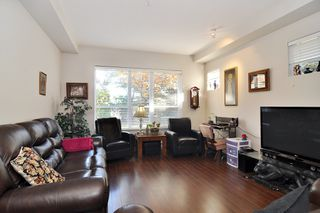 """Photo 3: 103 6420 194 Street in Surrey: Cloverdale BC Condo for sale in """"WATERSTONE"""" (Cloverdale)  : MLS®# R2508915"""