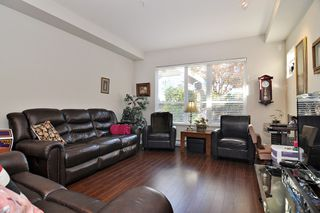 """Photo 2: 103 6420 194 Street in Surrey: Cloverdale BC Condo for sale in """"WATERSTONE"""" (Cloverdale)  : MLS®# R2508915"""