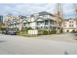 "Main Photo: 57 13899 LAUREL Drive in Surrey: Whalley Townhouse for sale in ""Emerald Gardens"" (North Surrey)  : MLS®# R2527402"