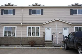 Photo 1: 106 4701 47TH AVENUE in Lloydminster East: Residential Attached for sale (Lloydminster SK)  : MLS®# 46770