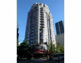 Photo 1: 1604 811 HELMCKEN ST in Vancouver: Downtown VW Condo for sale (Vancouver West)  : MLS®# V589283