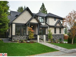 Main Photo: 1388 131ST Street in Surrey: Crescent Bch Ocean Pk. House for sale (South Surrey White Rock)  : MLS®# F1225071