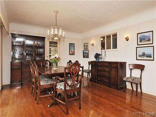 Photo 4: 1575 Montgomery Avenue in VICTORIA: Vi Rockland Residential for sale (Victoria)  : MLS®# 318035