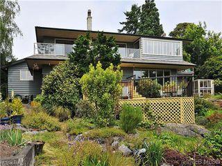 Photo 1: 1575 Montgomery Avenue in VICTORIA: Vi Rockland Residential for sale (Victoria)  : MLS®# 318035