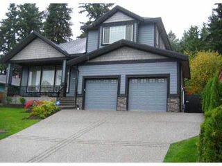 Main Photo: 999 BLUE MOUNTAIN Street in Coquitlam: Harbour Chines House for sale : MLS®# V990006