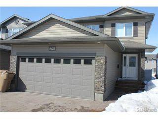 Photo 1: 4418 MEADOWSWEET Lane in Regina: Lakeridge Single Family Dwelling for sale (Regina Area 01)  : MLS®# 457595