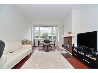 "Photo 2: 111 7089 MONT ROYAL Square in Vancouver: Champlain Heights Condo for sale in ""CHAMPLAIN VILLAGE"" (Vancouver East)  : MLS®# V1019730"
