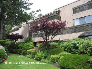 Photo 10: # 205 444 W 49TH AV in Vancouver: South Cambie Condo for sale (Vancouver West)  : MLS®# V1028974