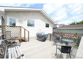 Photo 6: 1307 12TH Avenue North in Regina: Uplands Single Family Dwelling for sale (Regina Area 01)  : MLS®# 503578