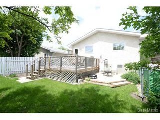 Photo 3: 1307 12TH Avenue North in Regina: Uplands Single Family Dwelling for sale (Regina Area 01)  : MLS®# 503578