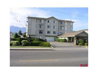 Photo 1: # 107 45660 KNIGHT RD in Sardis: Sardis West Vedder Rd Condo for sale : MLS®# H1402472
