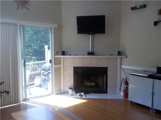 "Photo 3: 14 1328 BRUNETTE Avenue in Coquitlam: Maillardville Townhouse for sale in ""PLACE MALLARD"" : MLS®# V1078597"