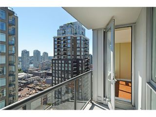 Photo 1: # 1806 1010 RICHARDS ST in Vancouver: Yaletown Condo for sale (Vancouver West)  : MLS®# V1086266