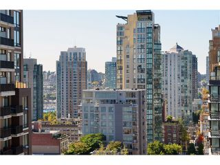 Photo 9: # 1806 1010 RICHARDS ST in Vancouver: Yaletown Condo for sale (Vancouver West)  : MLS®# V1086266