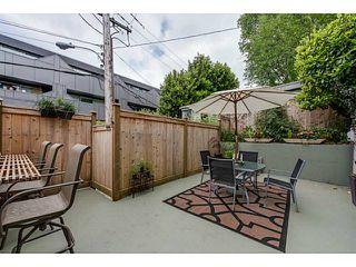 Photo 17: 2669 W 10TH AV in Vancouver: Kitsilano Condo for sale (Vancouver West)  : MLS®# V1122231