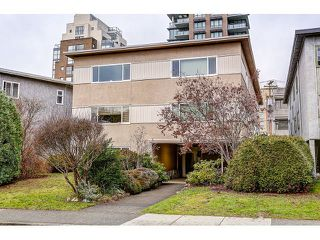 Photo 1: 5 1235 W 10TH AVENUE in Vancouver: Fairview VW Condo for sale (Vancouver West)  : MLS®# R2025255